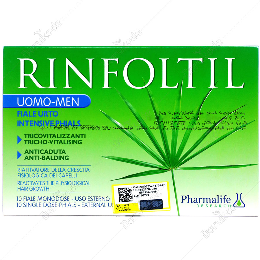 The drug for hair loss Rinfoltil - reviews, features and composition 72