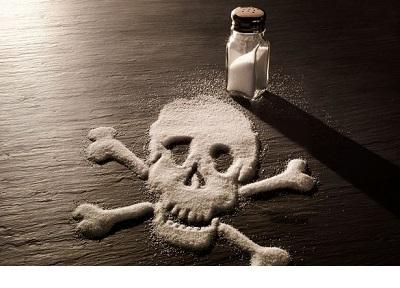 مصرف نمک عامل اصلی بیماری های قلبی ، فشار خون و بیماری های کلیوی است
