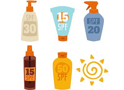 از پوست خود در برابر تششعات فرابنفش خورشید محافظت کنید .