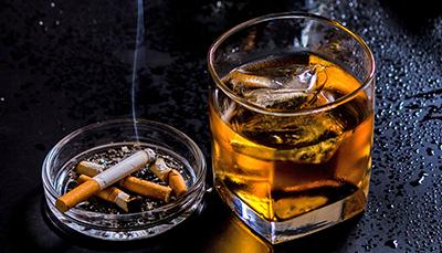 یکی از مشوق های ترک سیگار طعم بهتر دهان است