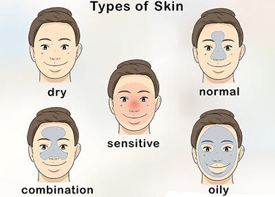 نوع پوست خود را بشناسید